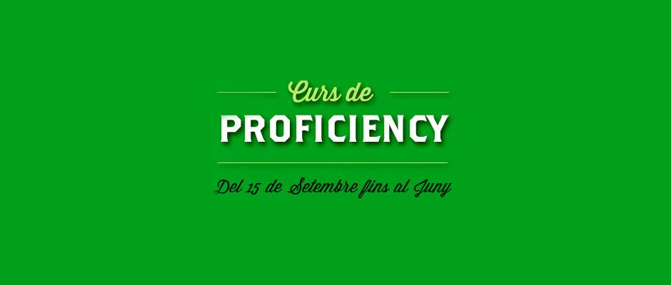 Profinciency
